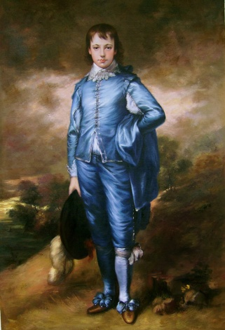 Blue Boy Gainsborough