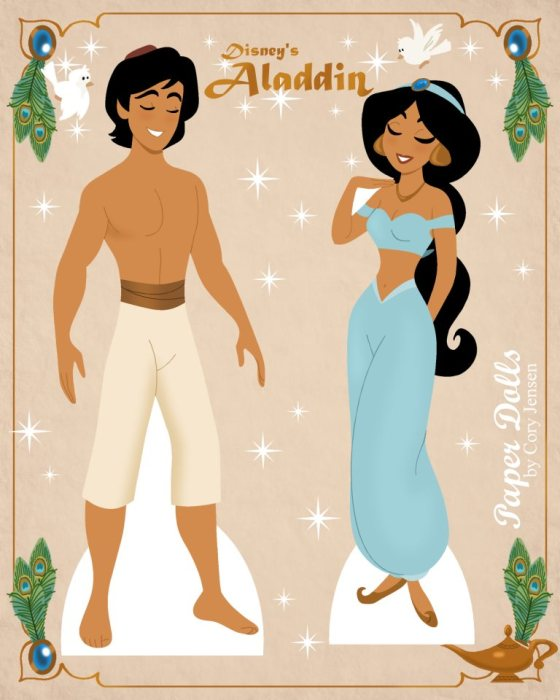 Cory Jensen - Aladdin1