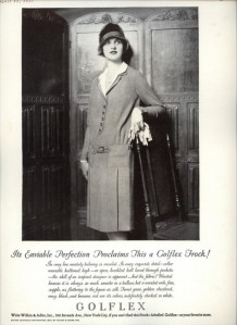 Golflex fashion 1920