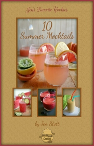 10 Mocktails Kindle cover
